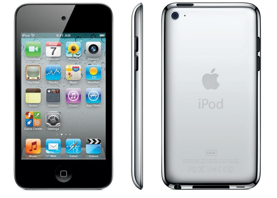 Apple iPod touch 7. generasjon Test Tek.no