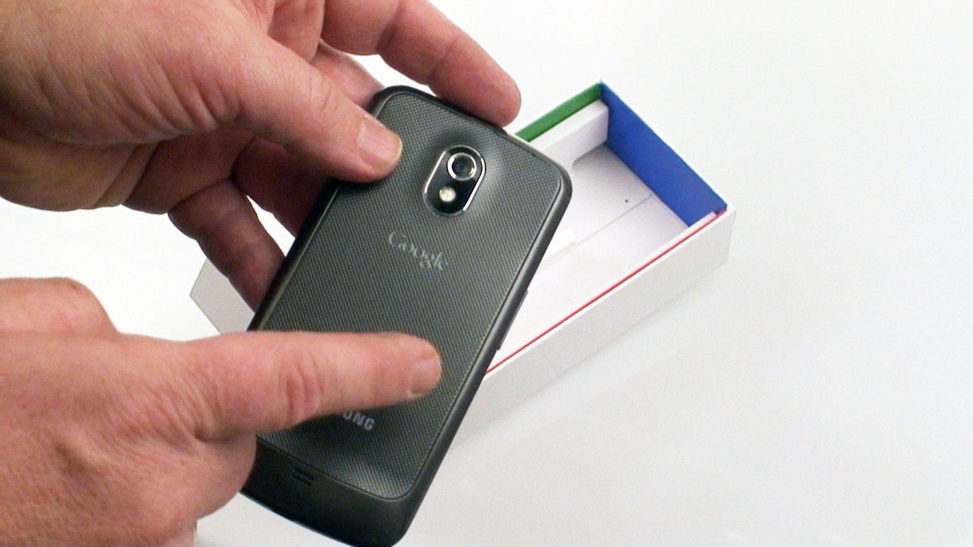 Video: Vi pakker ut Samsung Galaxy Nexus