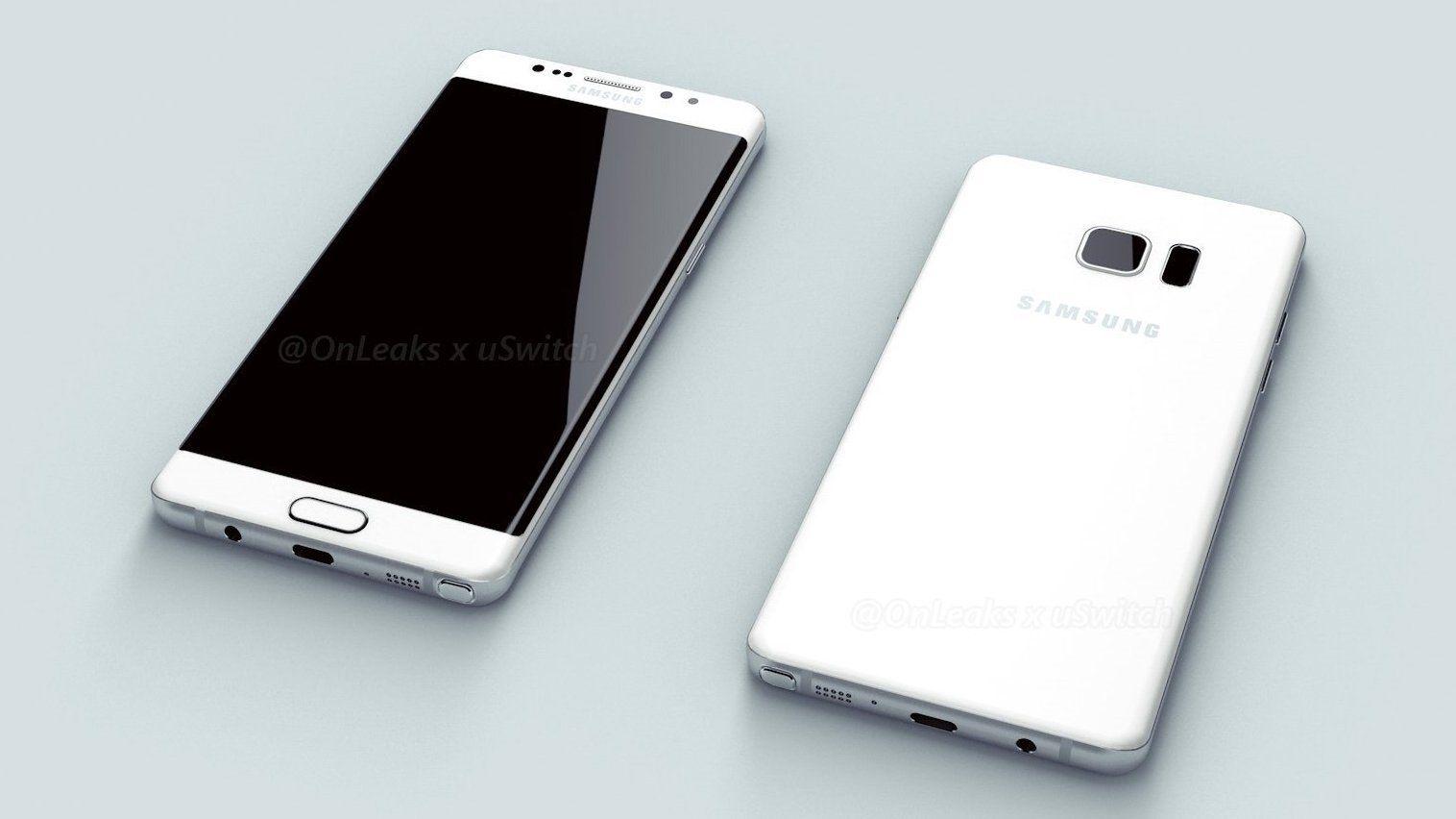 Slik ser angivelig Samsungs enorme Galaxy Note 6 ut