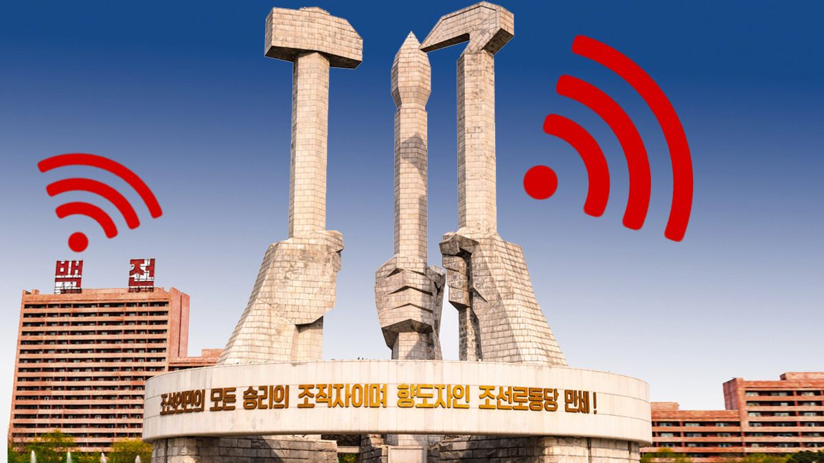 Nord-Korea forbyr WiFi på ambassadene