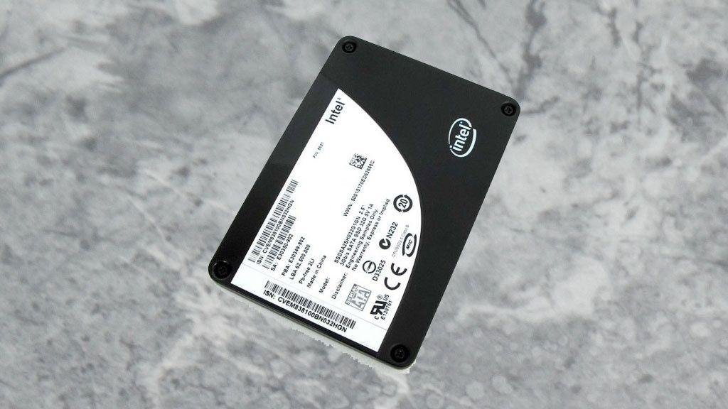 Intel kommer med gigant-SSD