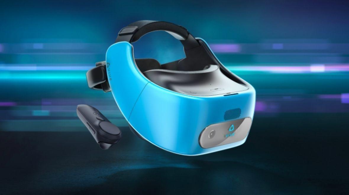 HTCs nye VR-briller fungerer helt uten en PC eller mobil