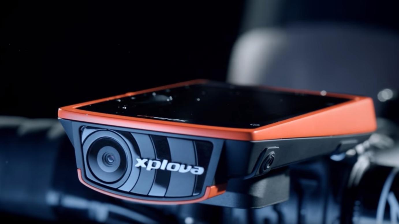 Dette skal være verdens første sykkelcomputer som kan ta opp video