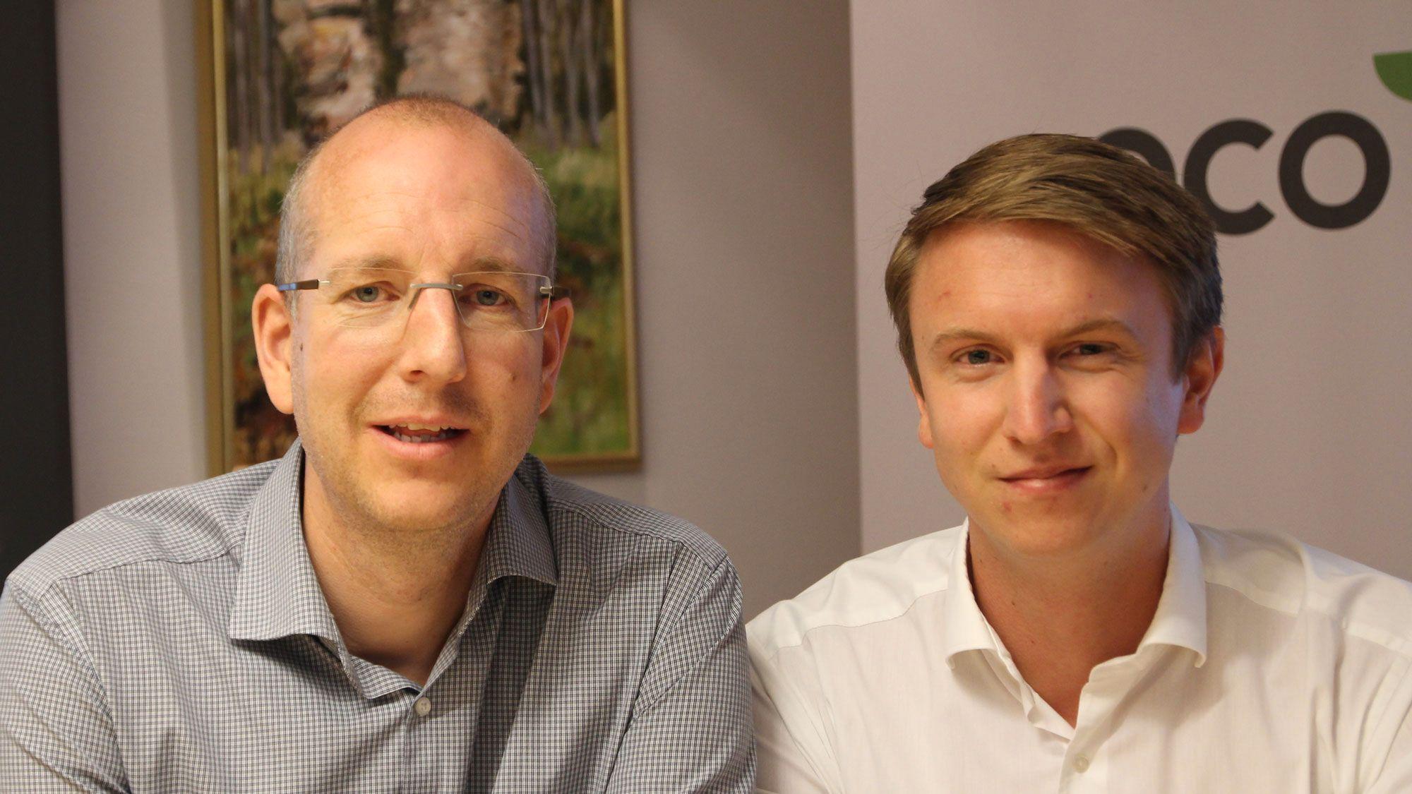 Norske IT-gründerestartet for seg selv – femdoblet på under ett år
