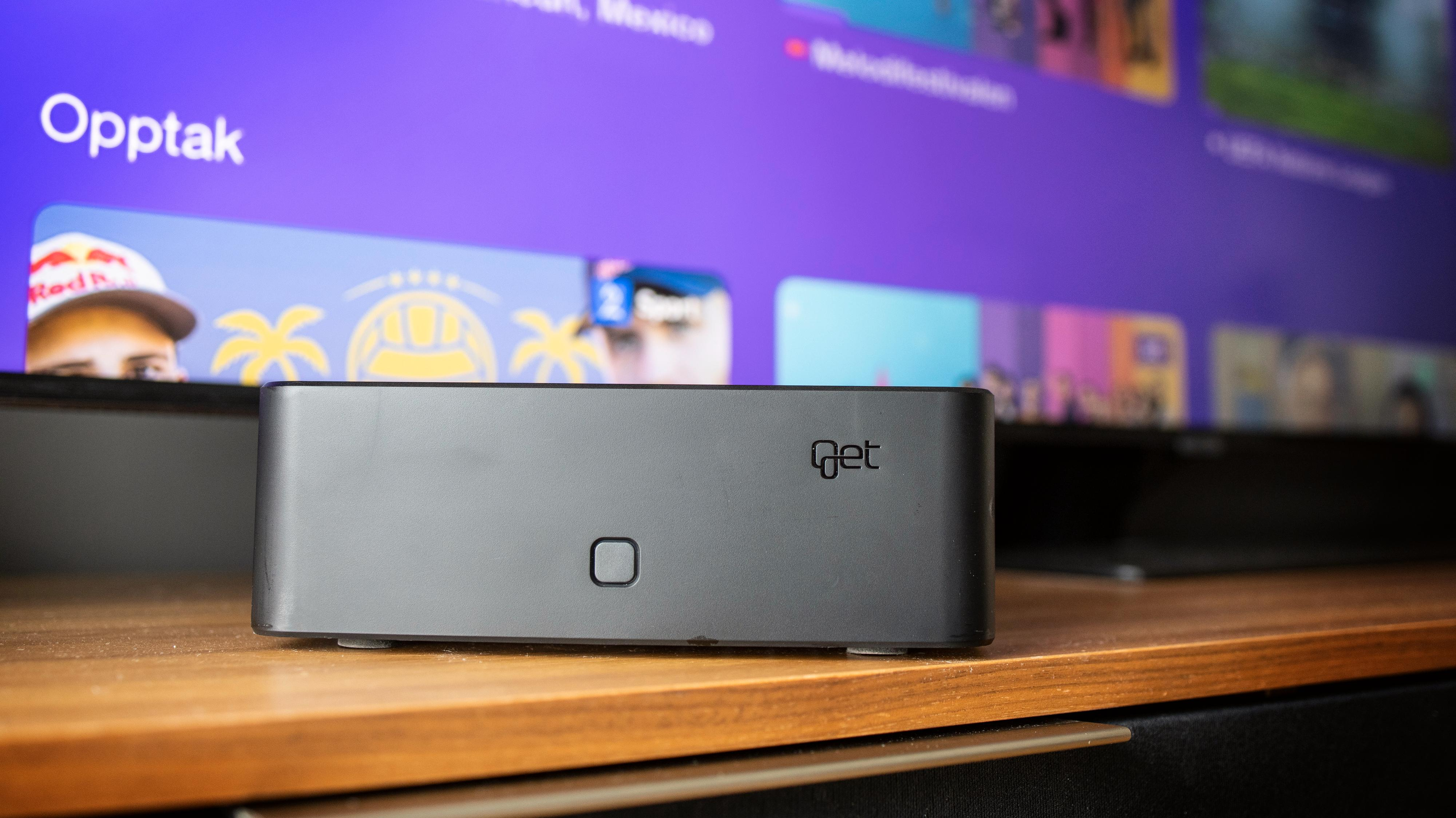 TV Box II, kalt Get Box II før Telia overtok Get, mister en rekke funksjoner fra og med mai.