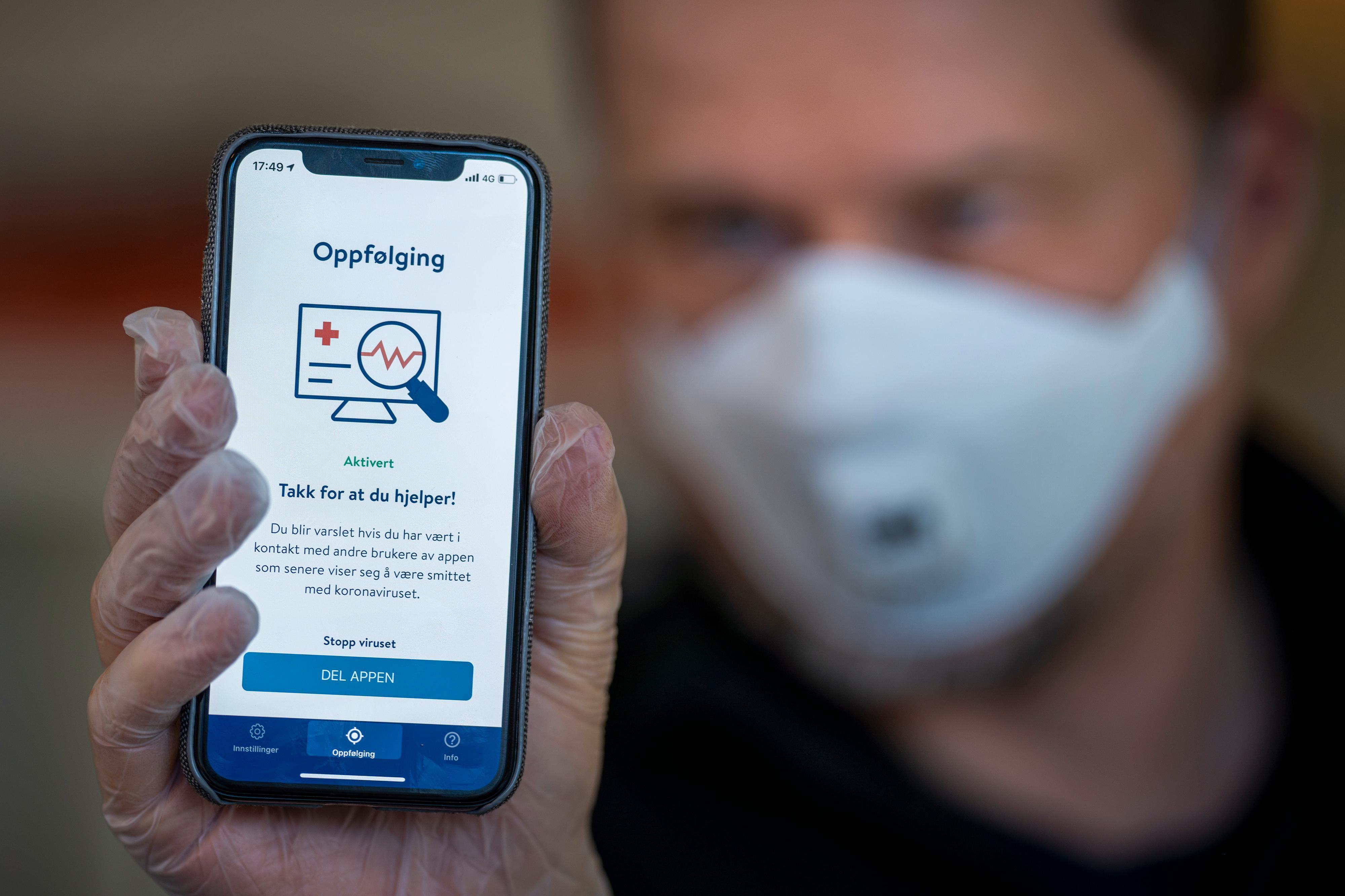 Folkehelseinstituttets Smittestopp-app ble etter hvert forkastet på grunn av personvernimplikasjonene. Nå er danske Netcompany valgt til å lage en ny.