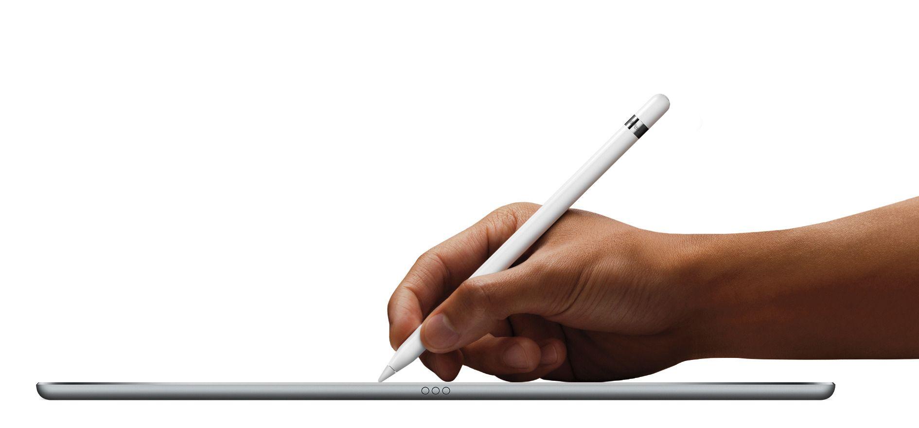 iPad Pro med penn. Foto: Apple