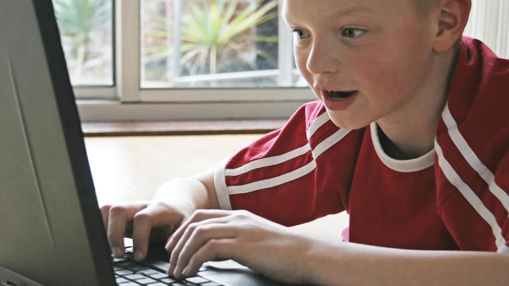 Norske barn bruker nettet mest