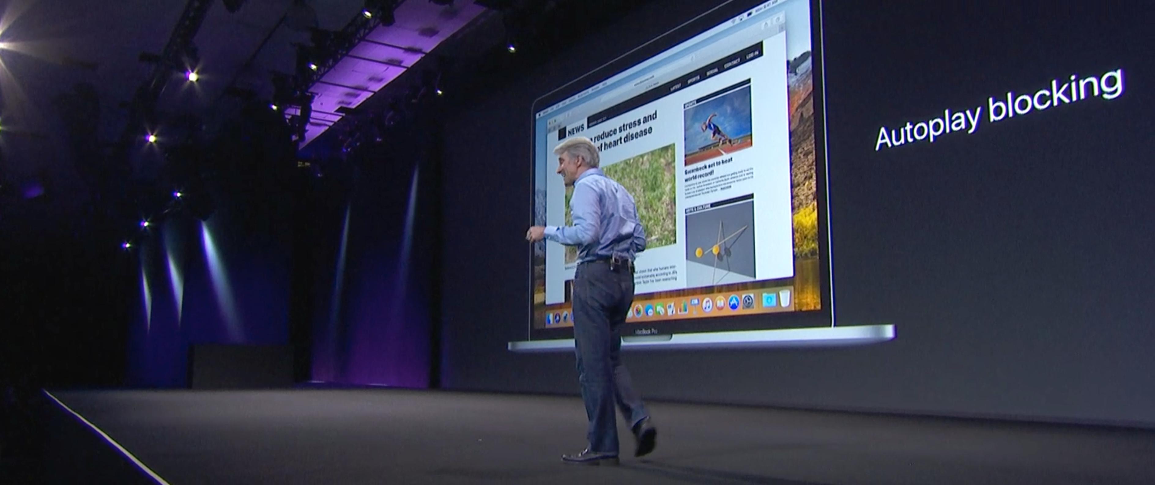 Safari kan nå blokkere autoavspilling av innhold.