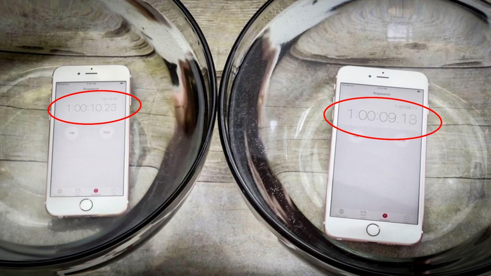 6 tips til hva man kan gjøre hvis man mister telefonen i vann