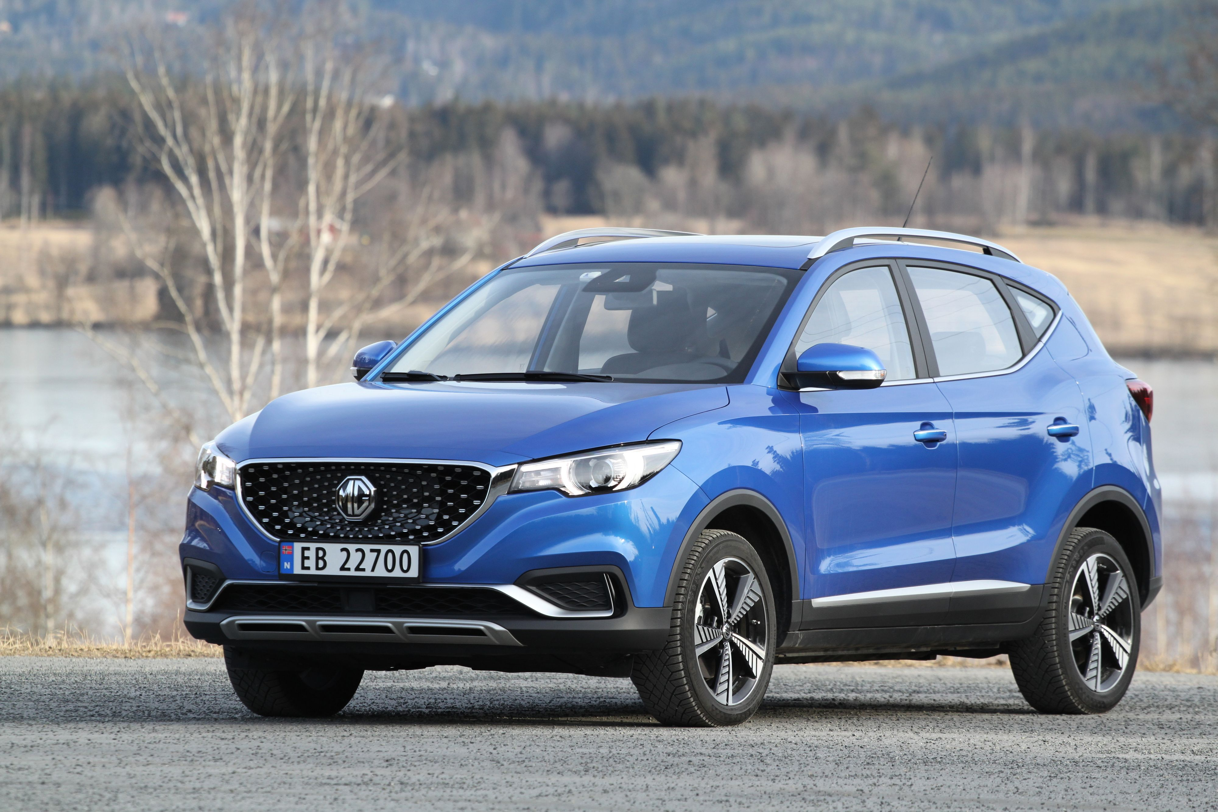 Suksess: Den rimelige MG ZS har gjort kraftig innhogg på salgslistene i Norge i 2020. Totalt ble dette Norges åttende mest solgte bil.