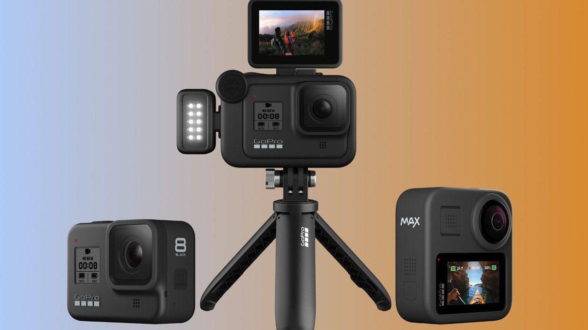GoPro Hero8 Black er lansert