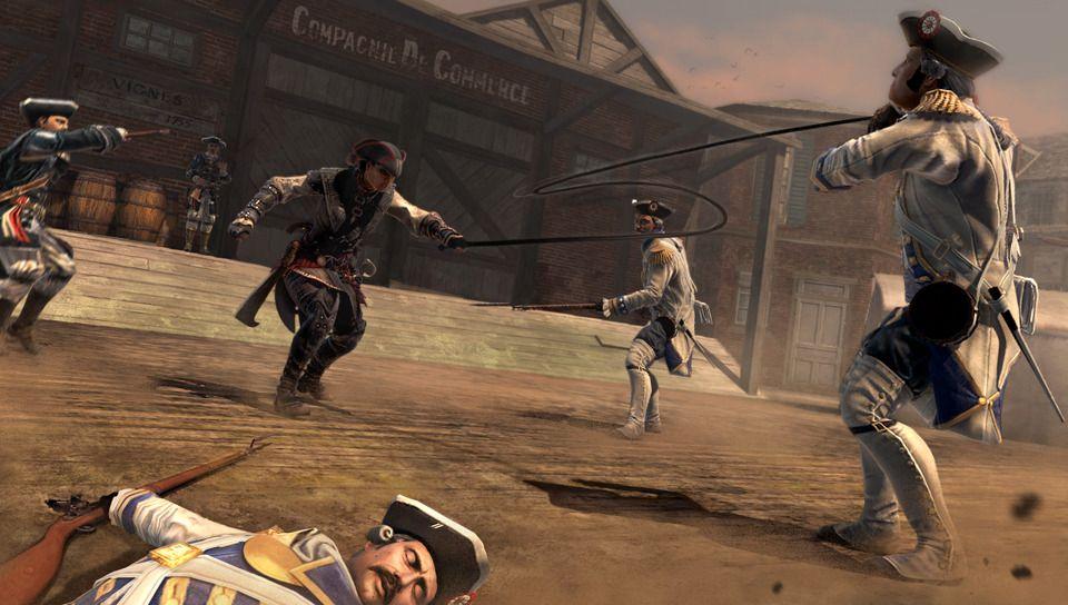 Assassin's Creed III: Liberation.
