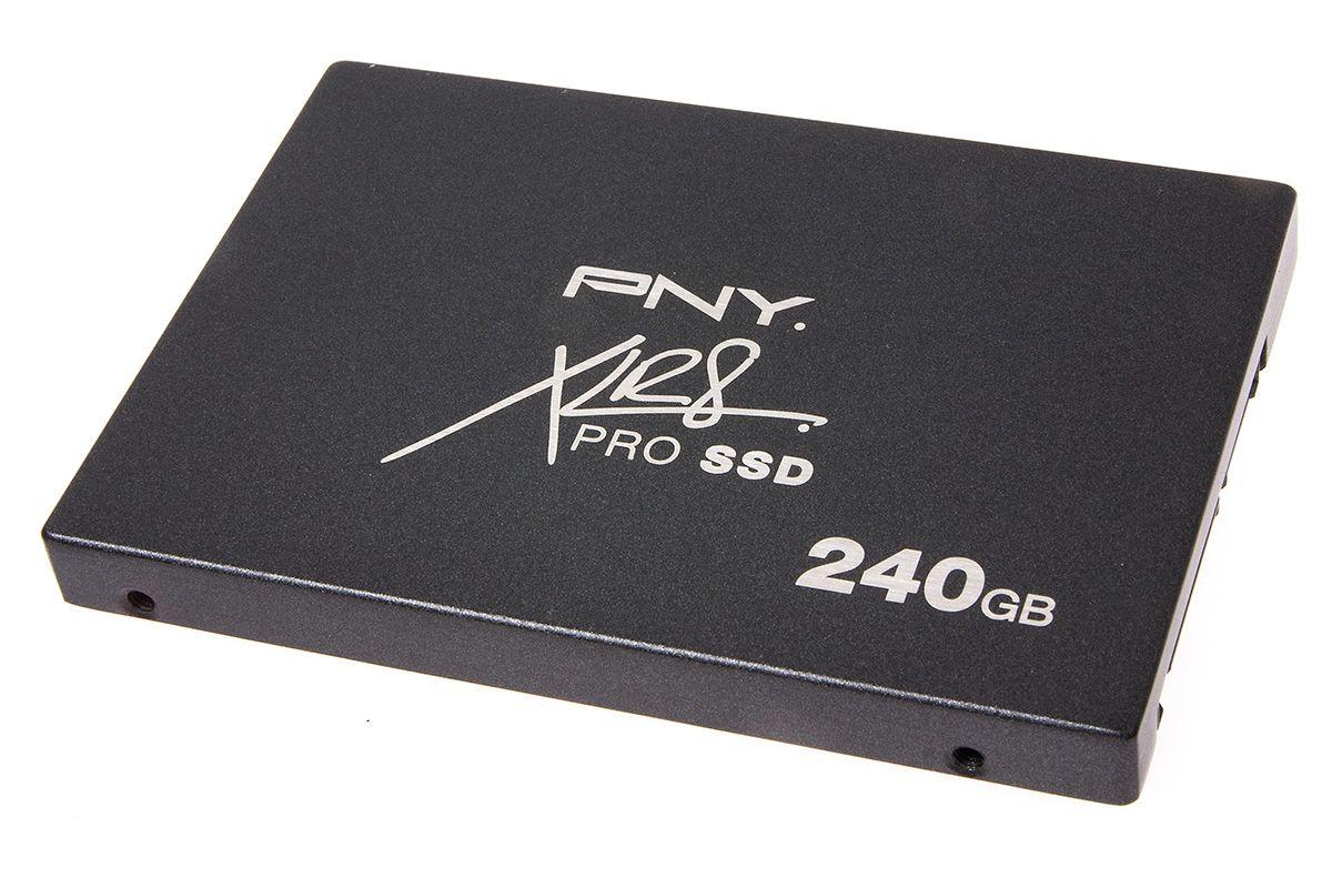 PNY XLR8 Pro: Solid og stilren.Foto: Varg Aamo, hardware.no