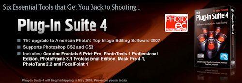 Plugin-pakke for Photoshop