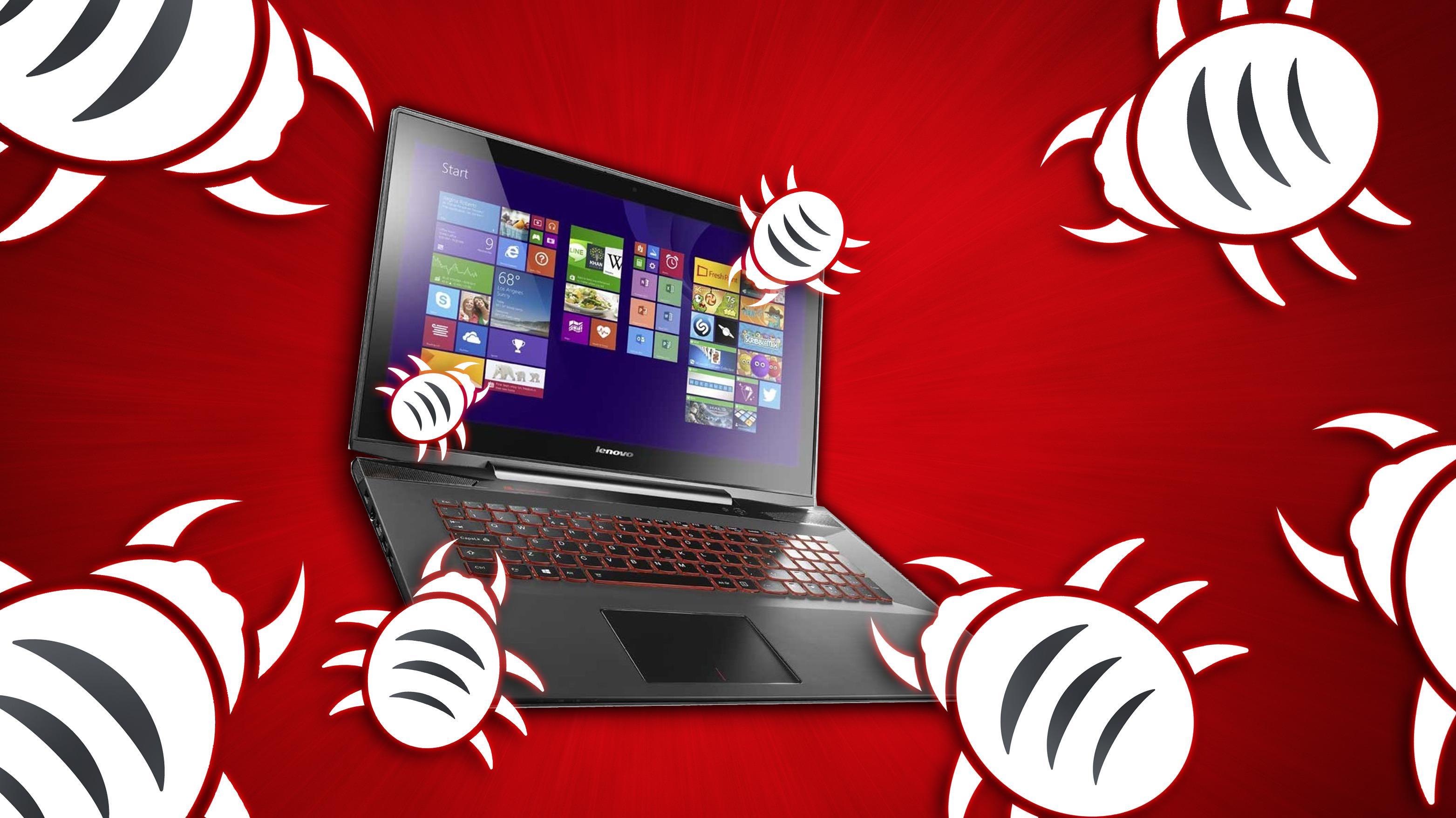 Lenovo har levert PC-er med adware