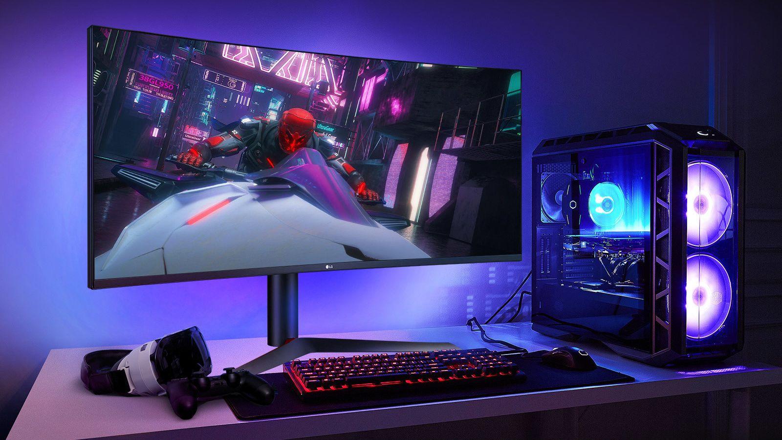 LGs nye 37,5-tommer er en heftig gamingskjerm med ditto pris