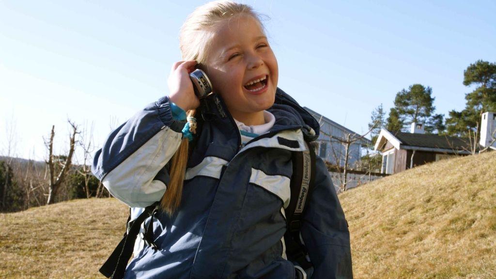 Foreldrekontroll av mobilen