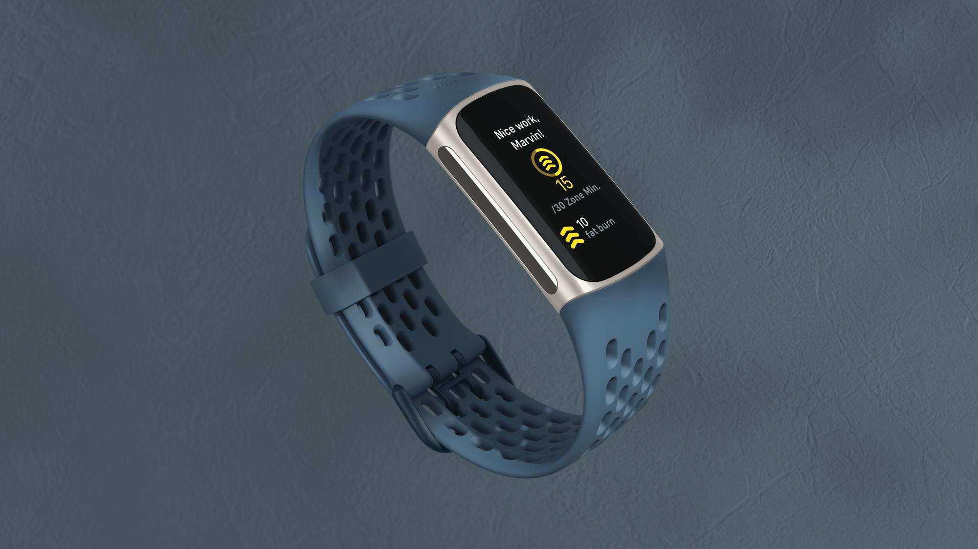 Her er Fitbit Charge 5