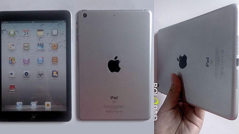 iPad Mini lanseres trolig i dag Tek.no