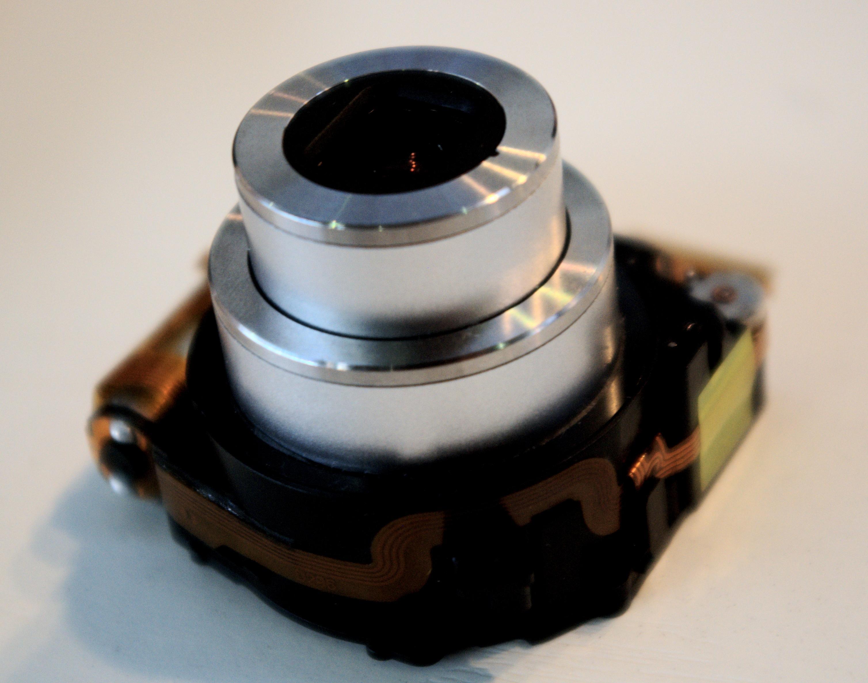 Dette er kameramaskinvaren tatt ut av Leo.