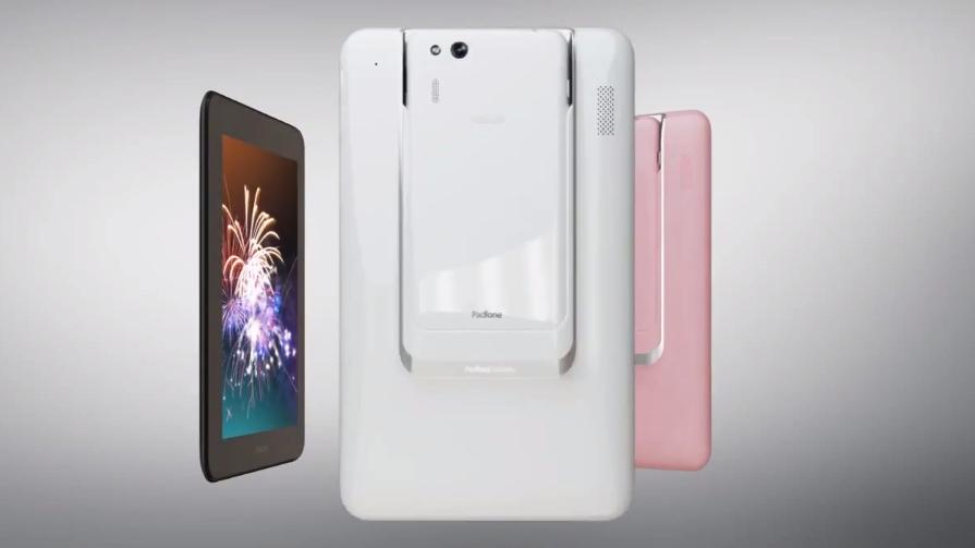 Asus lanserer PadFone Mini
