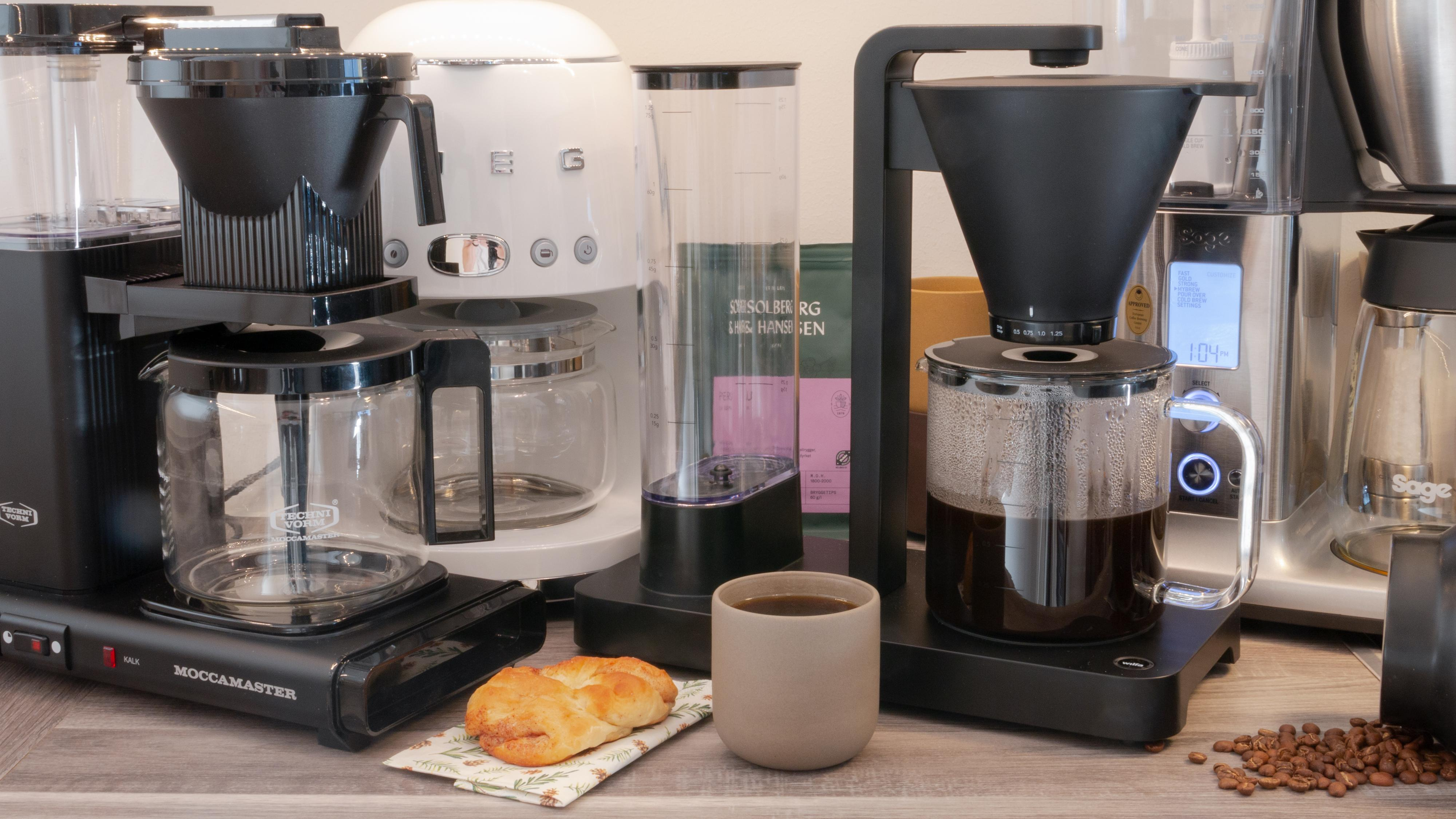 Oppgrader hjemmekontoret med den beste kaffetrakteren