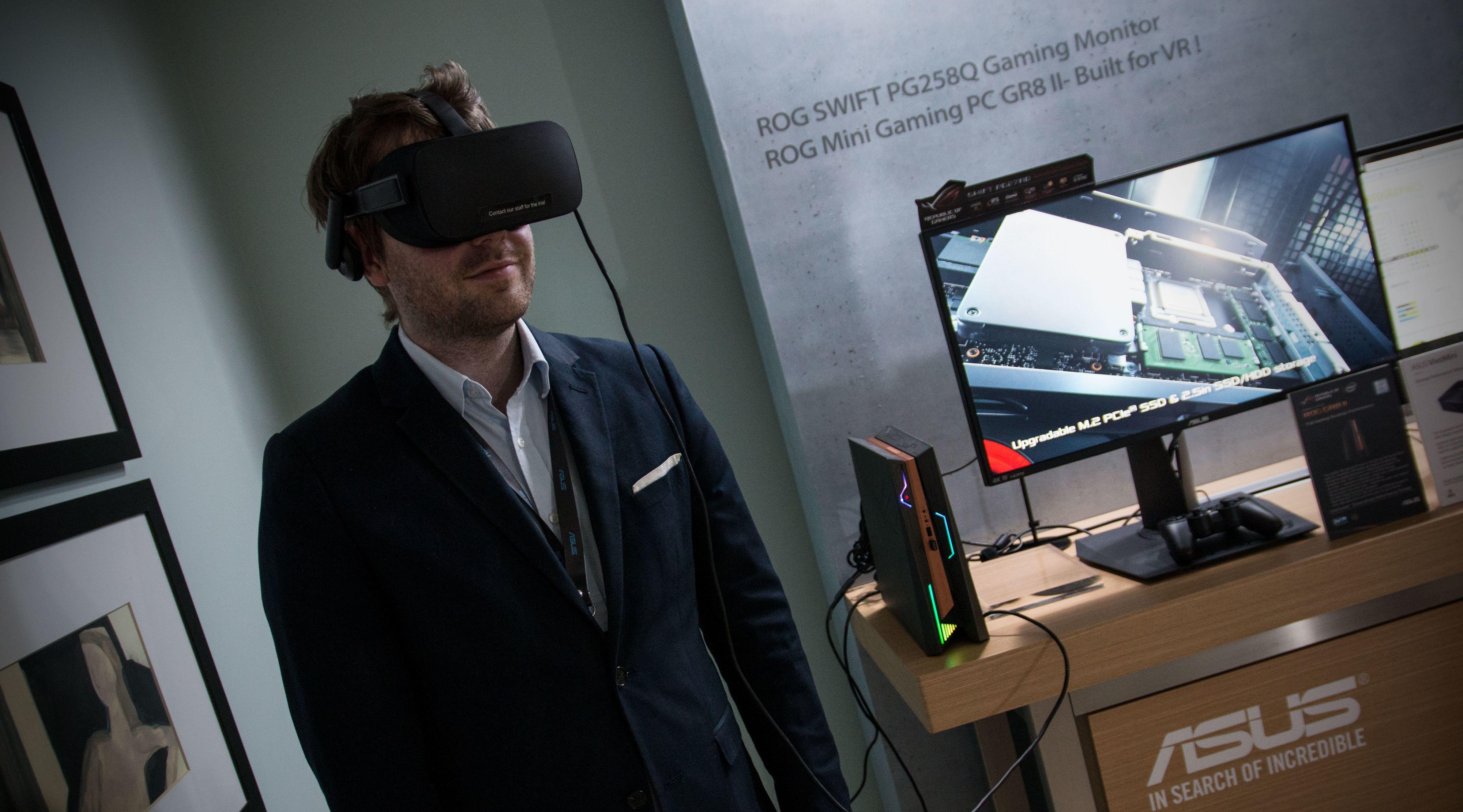 Vanligere: VR kan bli et vanligere innslag i norske stuer i 2017.