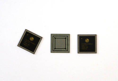 Systembrikker blir aldri spesielt fotogene, men her er i hvert fall LG Nuclum.Foto: LG