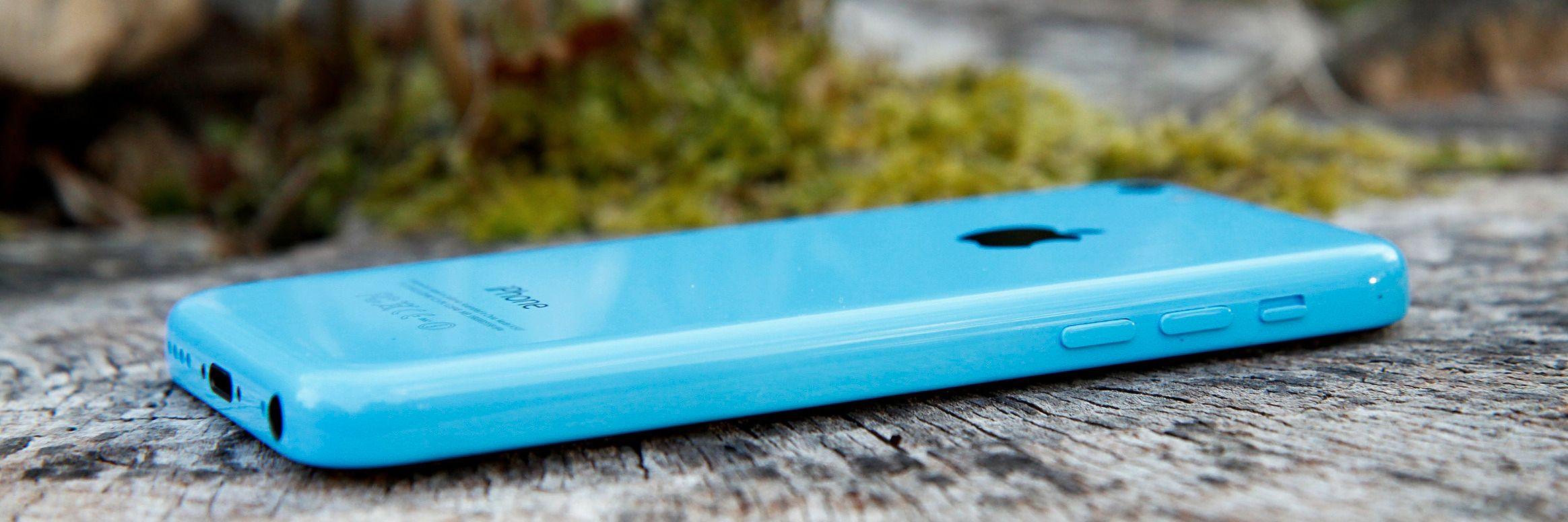 iPhone 5C var Apples første og så langt eneste «billigmobil».