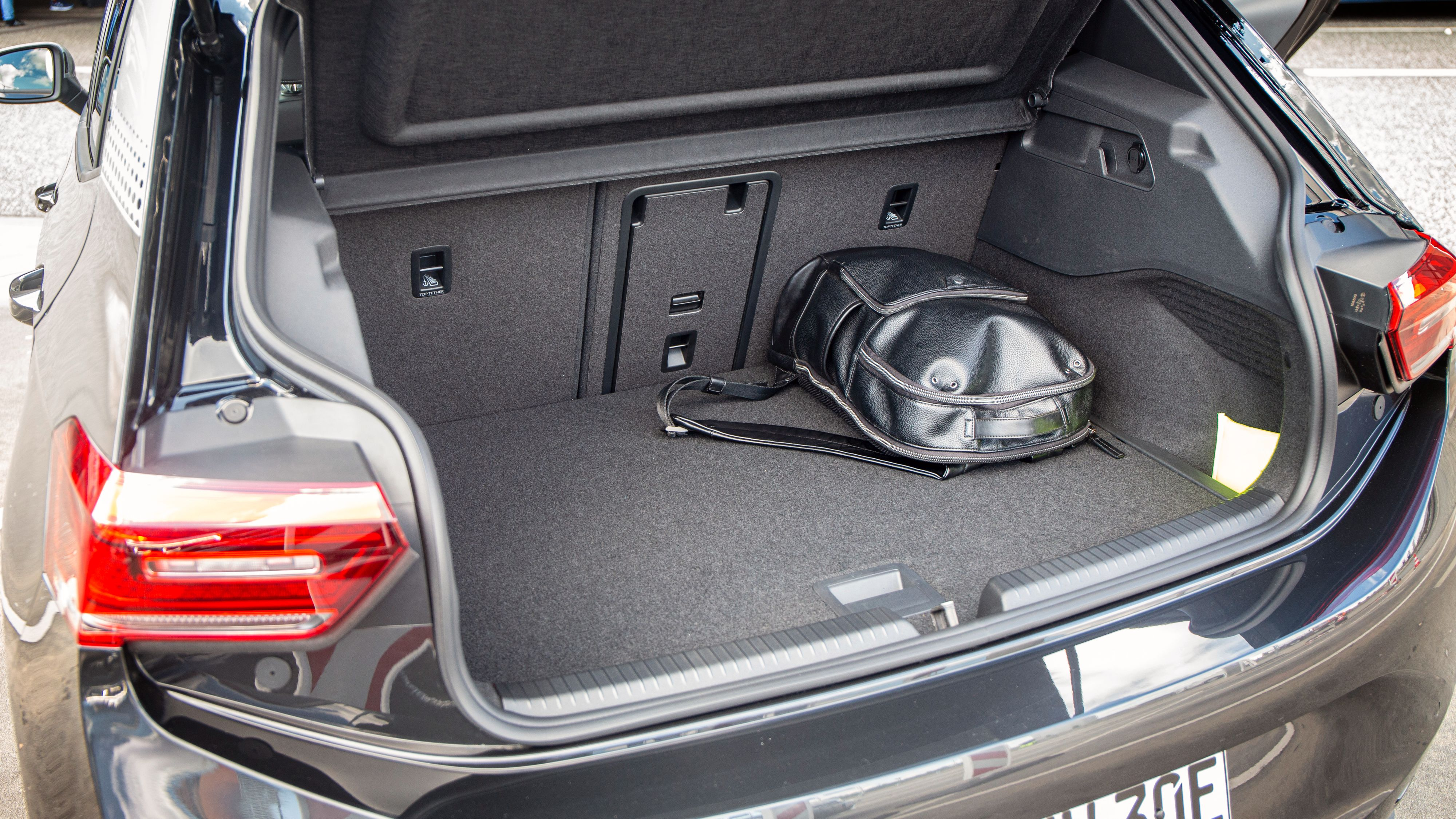 385 liters bagasjerom i ID.3.