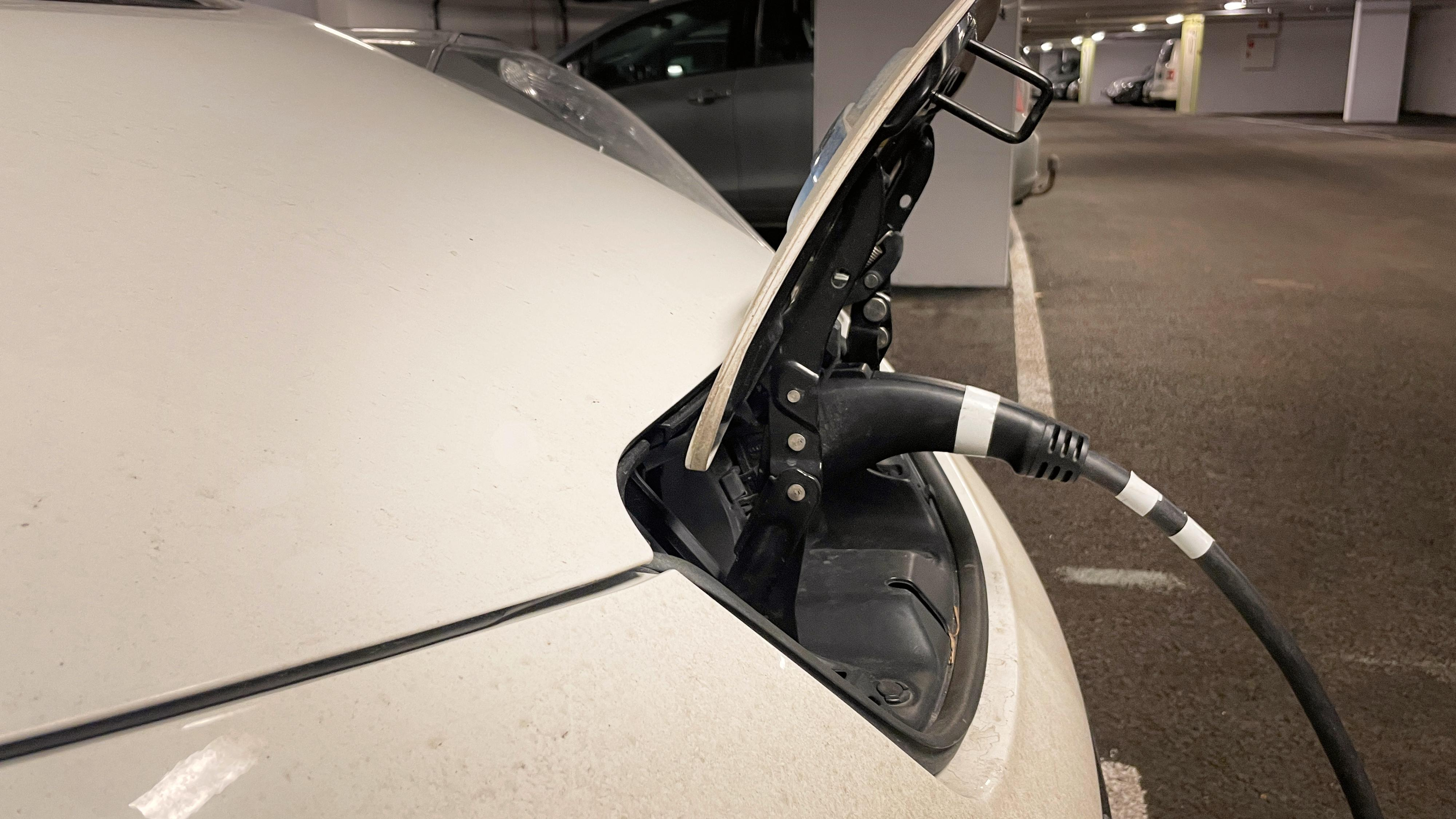 Elbilenes andel av strømforbruket i fjor: 0,5 prosent