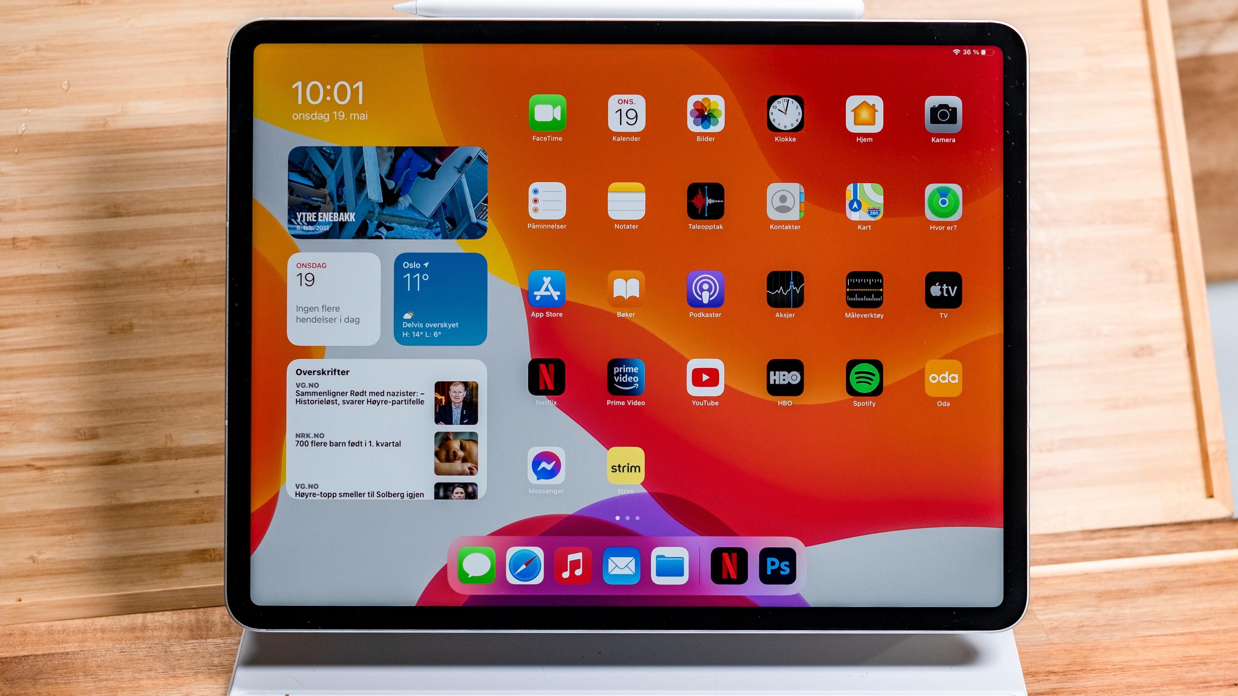 Nye iPad Pro er verdens beste nettbrett