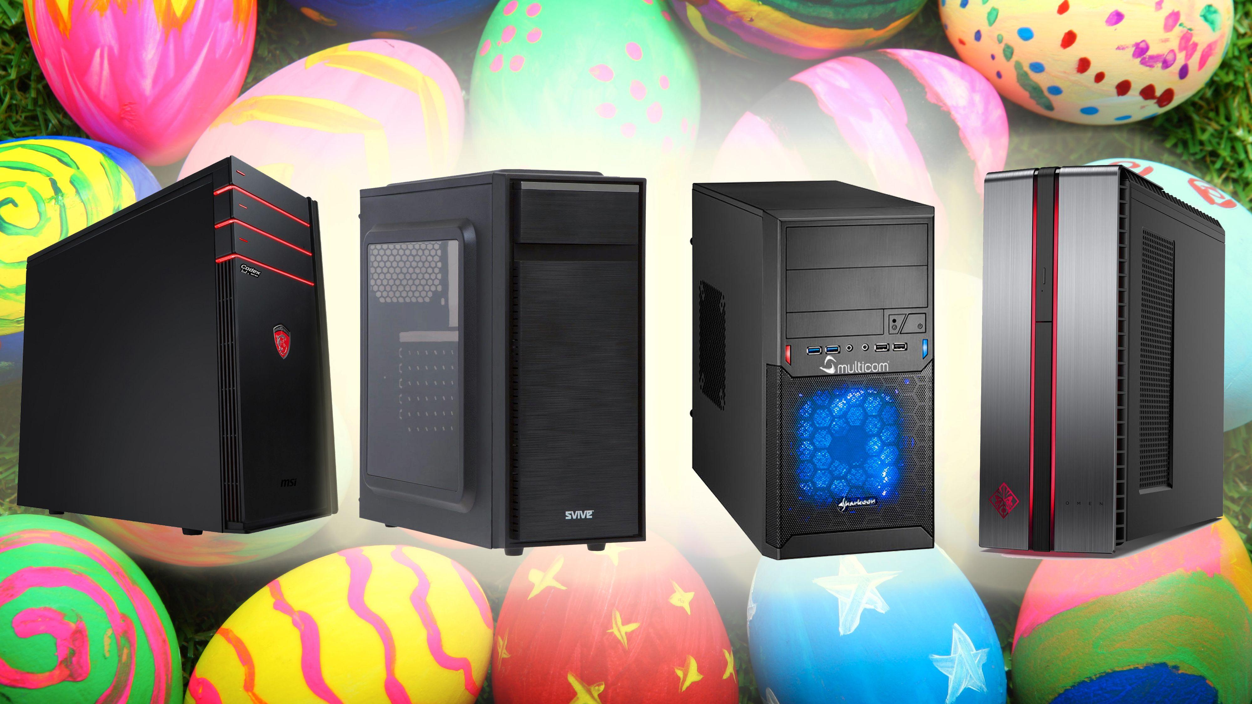 Beste PC-tilbud – vi kjører påskespesial