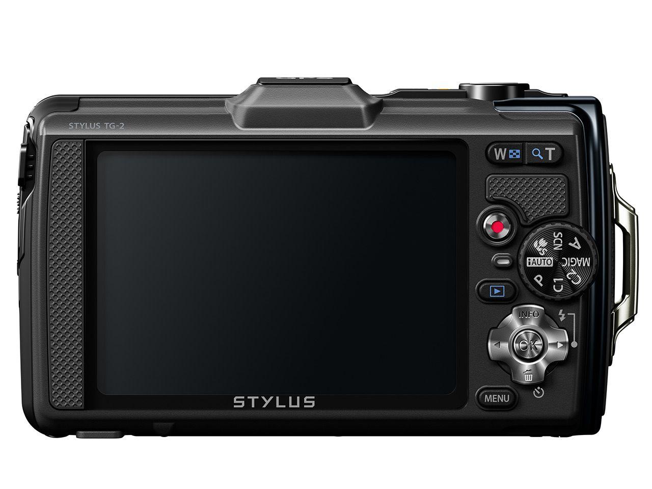 Olympus TG-2.Foto: Olympus