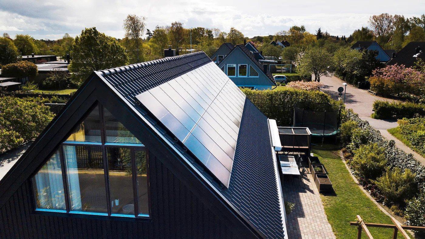 Ikea går inn i det svenske solcellemarkedet