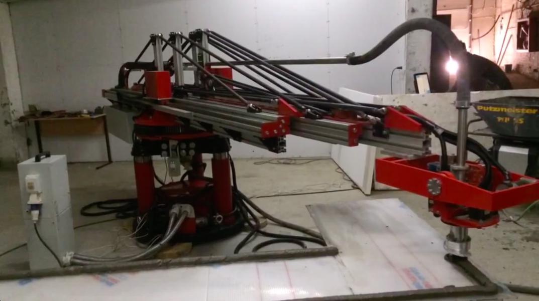 Denne 3D-skriveren kan reise en hel bygning på bare 24 timer – og er ikke engang spesielt stor