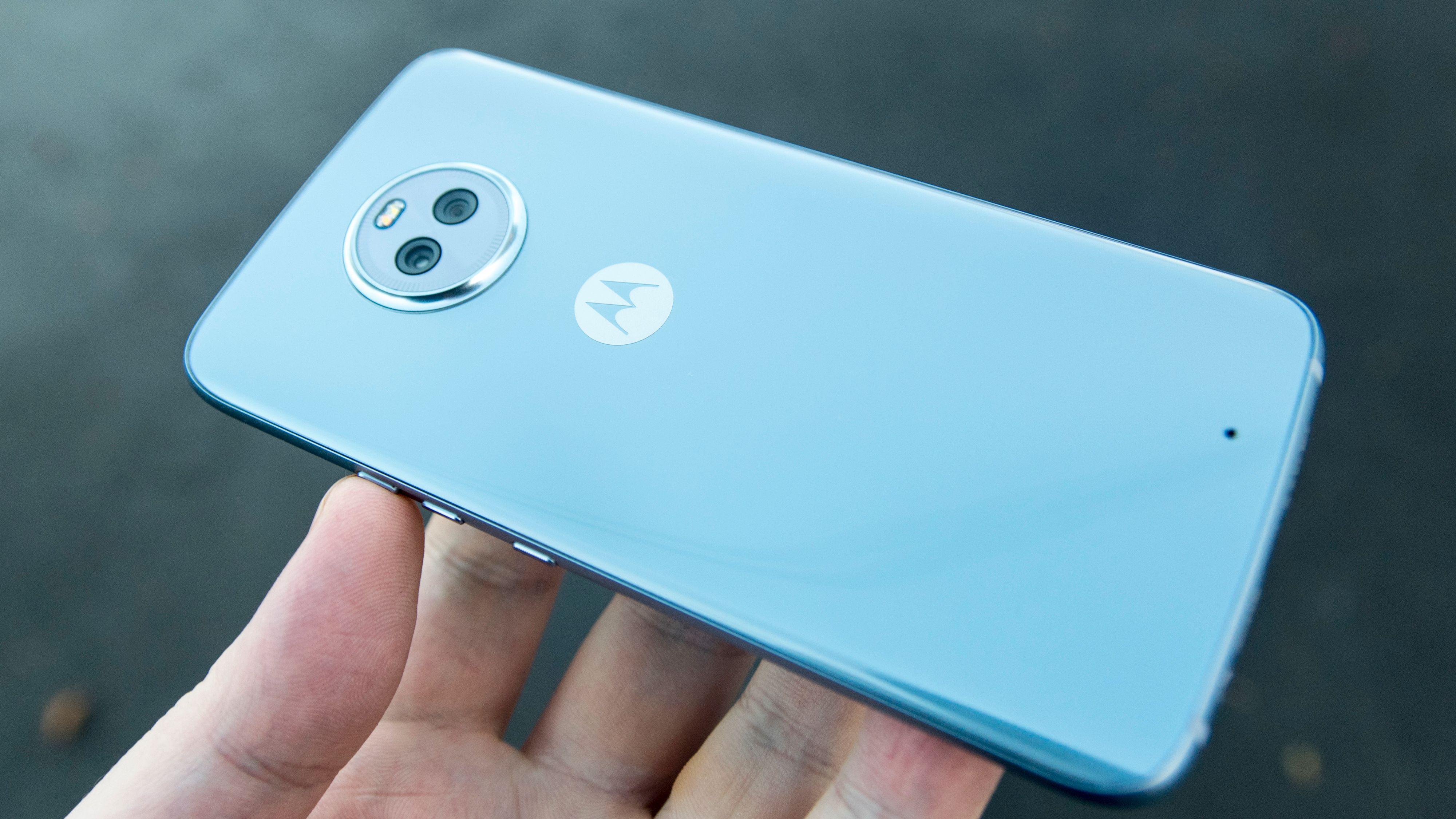 TEST: ;Moto G5 Plus Egentlig er denne god nok for de
