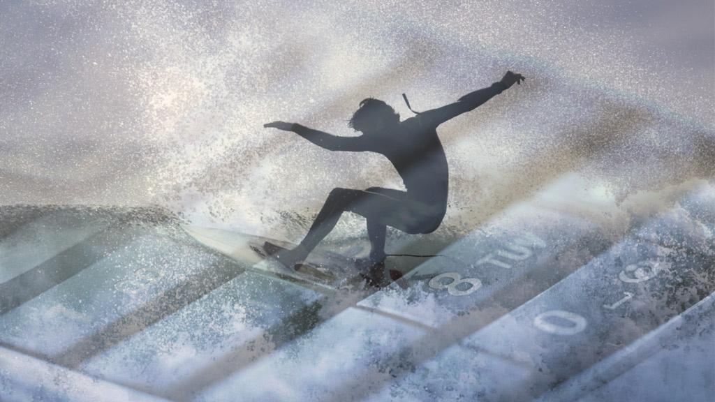 Slik surfer du på mobilen