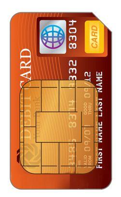 SIM-kortet erstatter så smått Visa-kortet ditt i 2009.