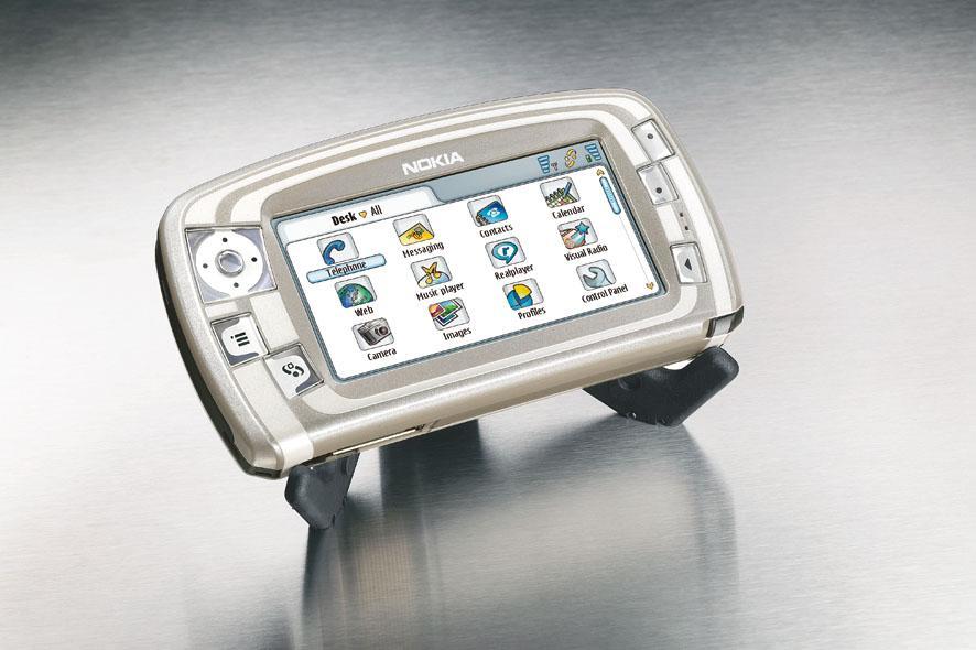 Nokia 7710. Finnene kunne kommet Apple i forkjøpet, men nølte.