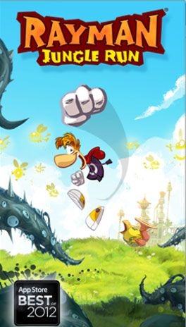Rayman Jungle Run - Årets spill i App Store.