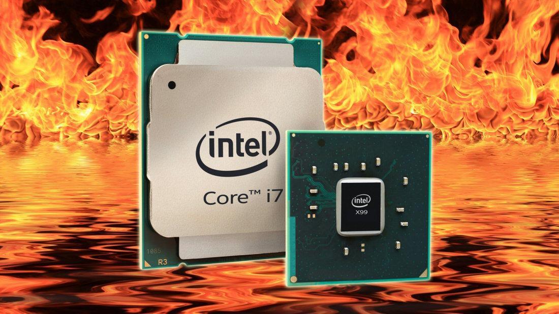 Intels kommende toppmodeller røpet i pressemelding