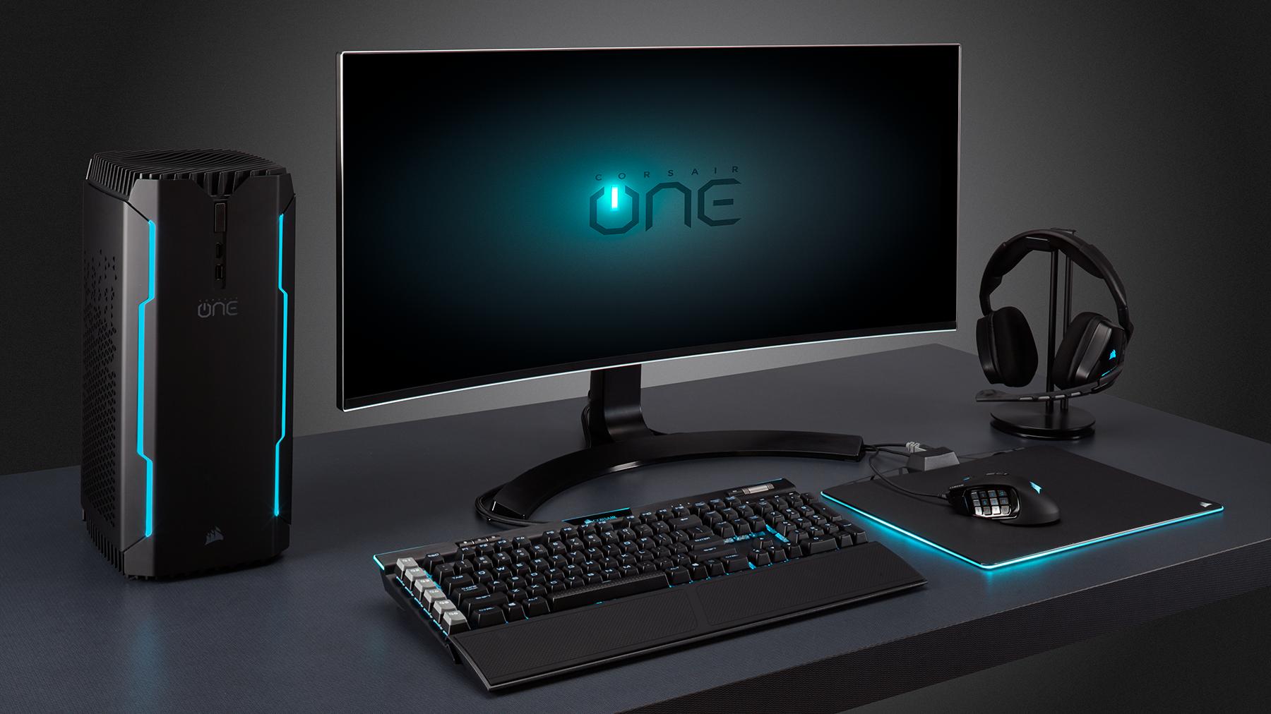 Corsairs første komplette spill-PC er en VR-klar kraftpakke