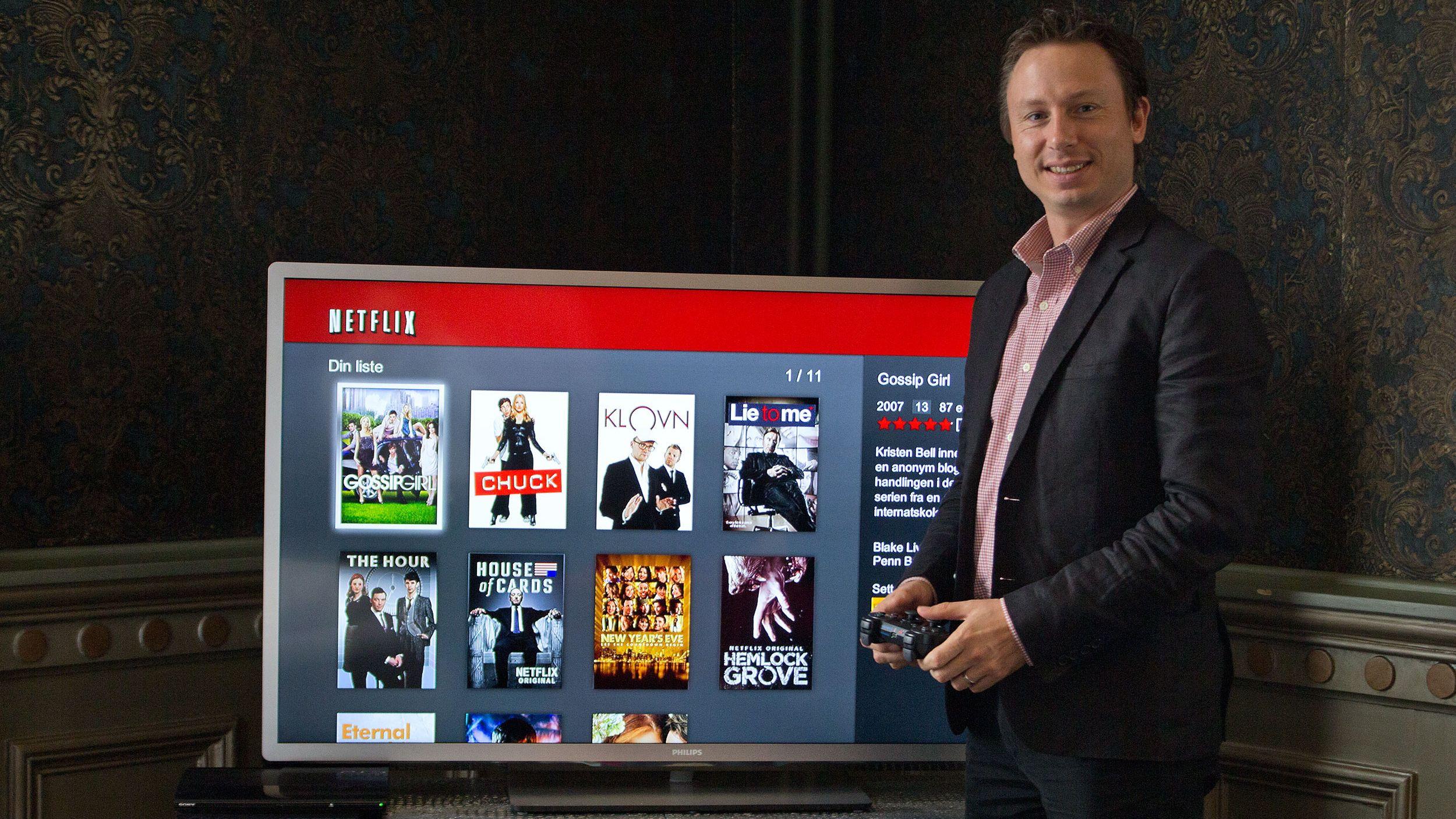 Netflix vil endre på opphavsrettbransjen