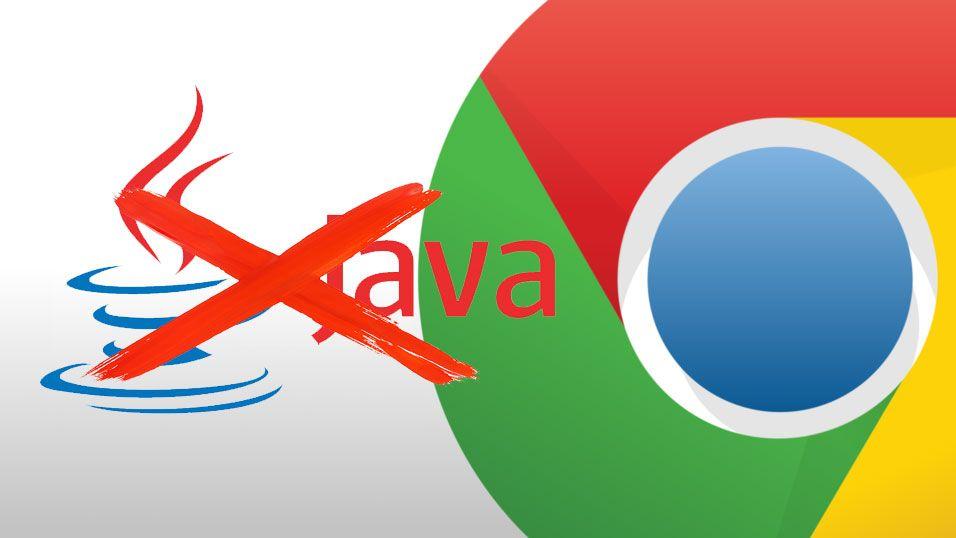 Nå er det snart slutt på Java i Google Chrome