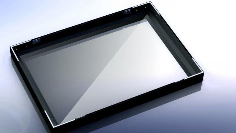 Displax lager berøringsskjerm av TV-en din