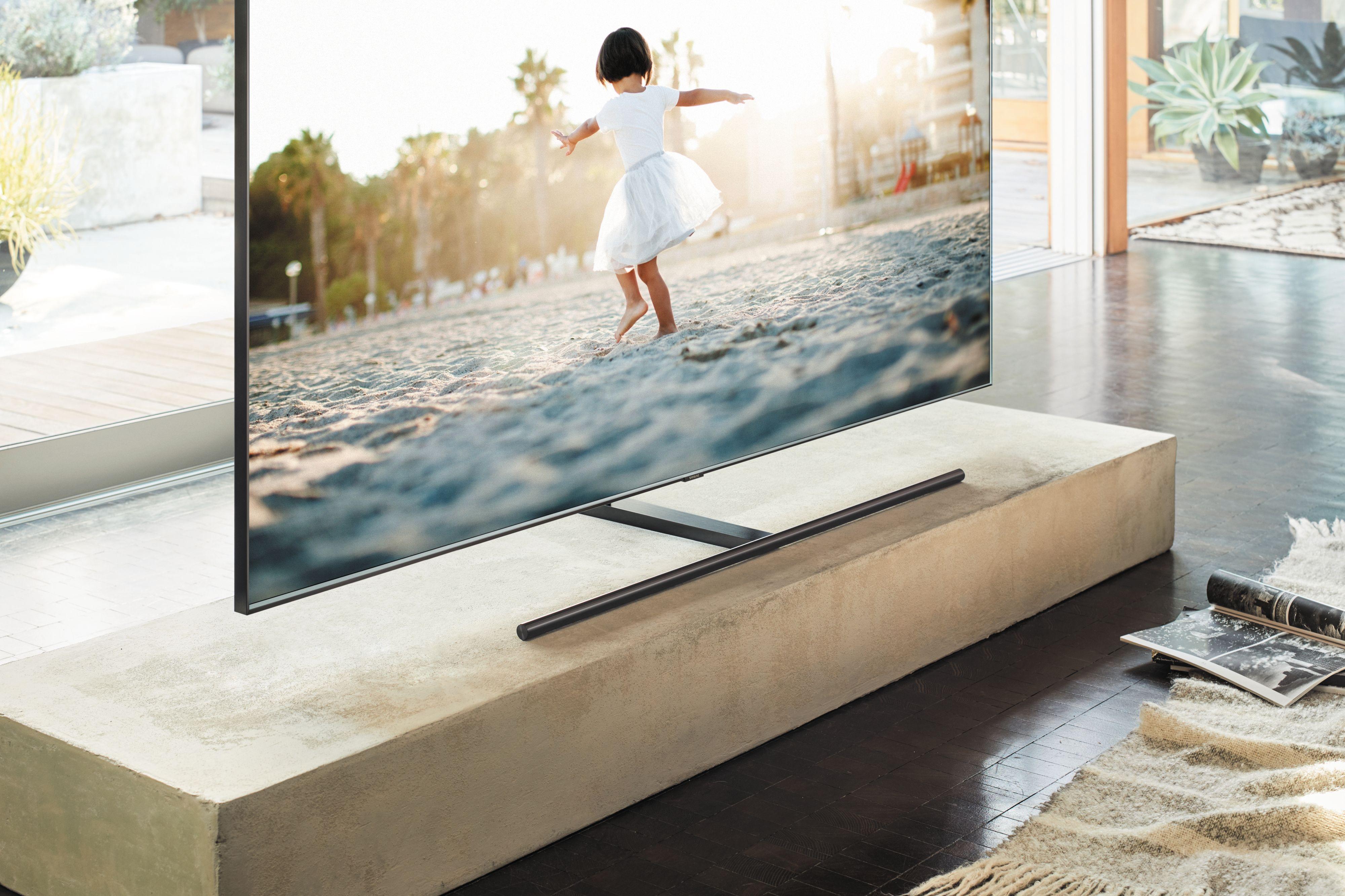 Samsung satser videre på QLED med sin nye toppmodell Q9 i spissen