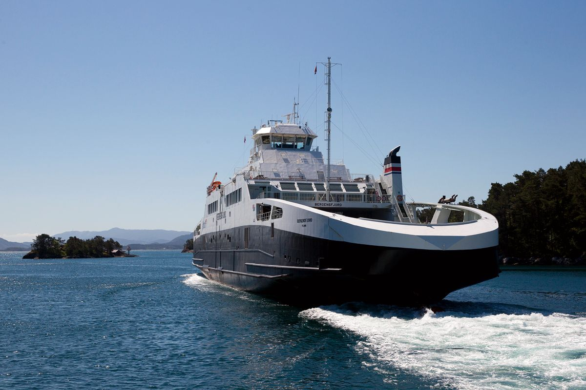 Fjord1 ferjekort refusjon
