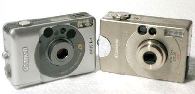Forskjeller mellom digitalt og filmbasert kamera
